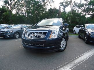 2016 Cadillac SRX Luxury Collection AWD SEFFNER, Florida