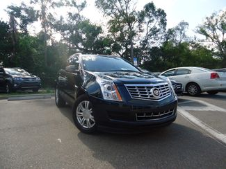 2016 Cadillac SRX Luxury Collection AWD SEFFNER, Florida 9