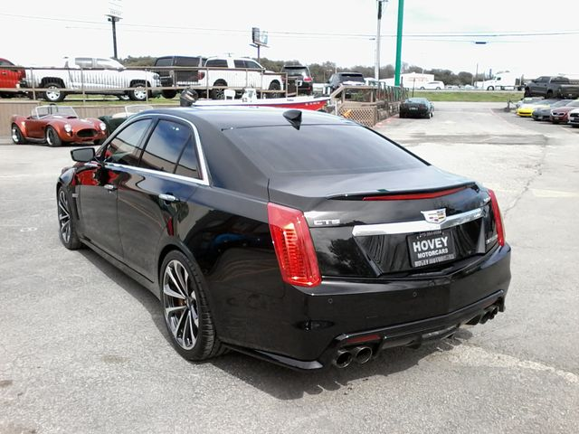 2016 Cadillac V-Series SuperCharged 640 HP Boerne, Texas 15