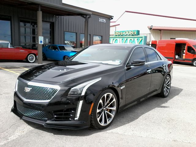 2016 Cadillac V-Series SuperCharged 640 HP Boerne, Texas 2