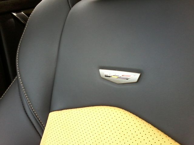 2016 Cadillac V-Series SuperCharged 640 HP Boerne, Texas 48
