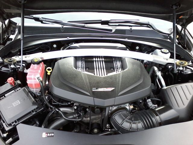 2016 Cadillac V-Series SuperCharged 640 HP Boerne, Texas 54