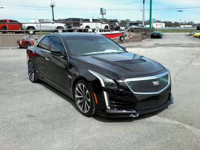 2016 Cadillac V-Series SuperCharged 640 HP Boerne, Texas 5