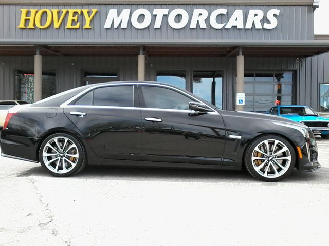 2016 Cadillac V-Series SuperCharged 640 HP Boerne, Texas 7