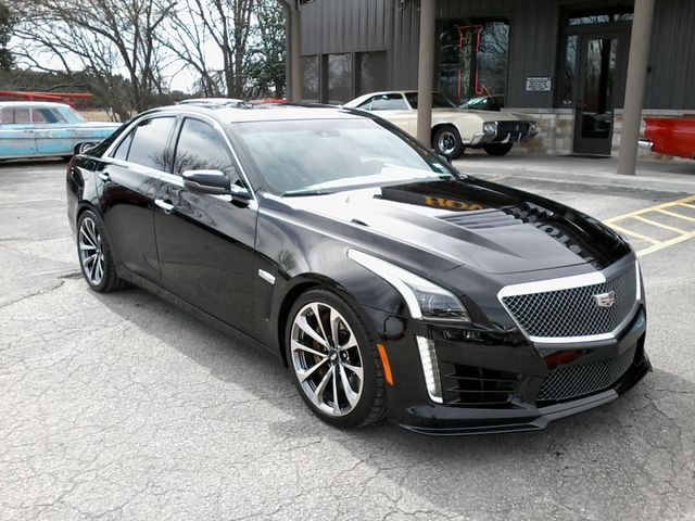 2016 Cadillac V-Series SuperCharged 640 HP Boerne, Texas 8
