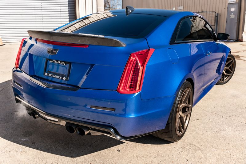 2016 Cadillac V-Series UPGRADES NAV 3.73 REAR END CLEAN CARFAX BOSE SOUND in Rowlett, Texas