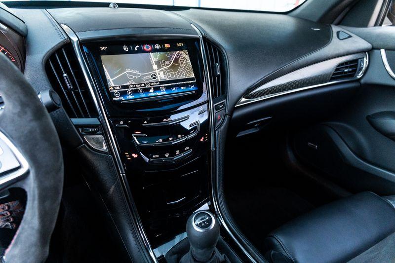 2016 Cadillac V-Series UPGRADES NAV 3.73 REAR END CLEAN CARFAX BOSE SOUND in Rowlett, Texas