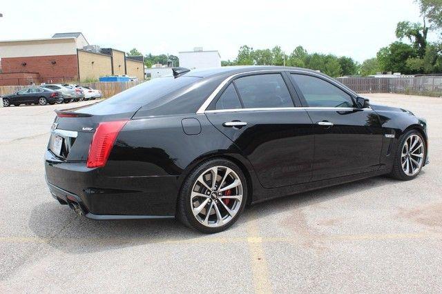 2016 Cadillac V-Series St. Louis, Missouri 4