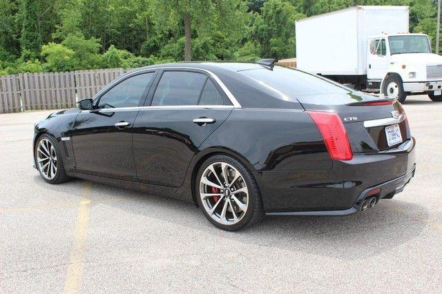 2016 Cadillac V-Series St. Louis, Missouri 6