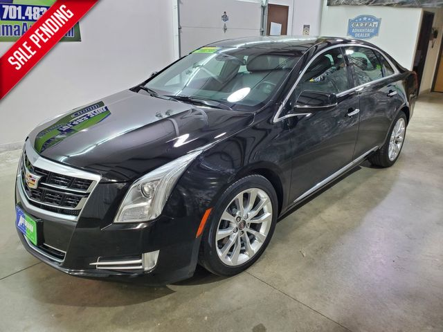 2016 Cadillac XTS AWD All Wheel DRive Luxury Collection