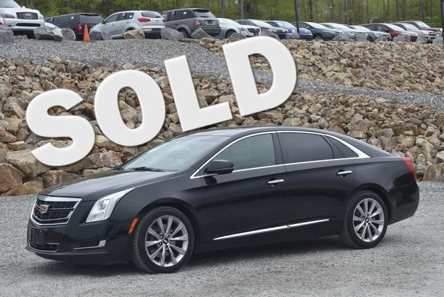 2016 Cadillac XTS Professional Livery Package Naugatuck, Connecticut
