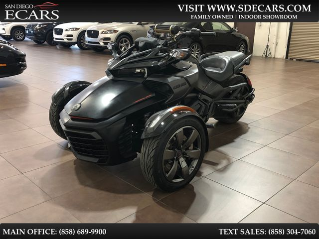 2016 Can-Am F3-S in San Diego, CA 92126