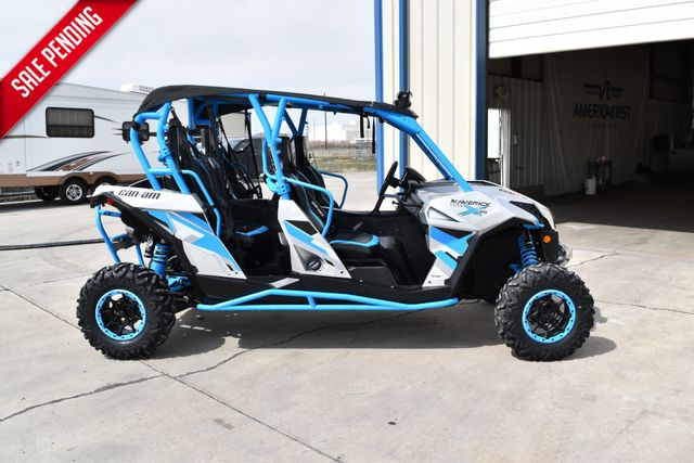 2016 Can-Am MAVERICK MAX1000R X DS