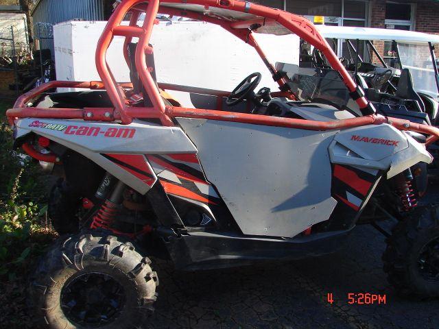 2016 Can-Am Maverick 1000 XMR Spartanburg, South Carolina 1