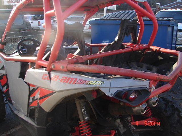 2016 Can-Am Maverick 1000 XMR Spartanburg, South Carolina 3