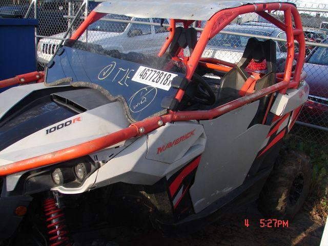 2016 Can-Am Maverick 1000 XMR Spartanburg, South Carolina 4