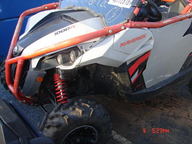 2016 Can-Am Maverick 1000 XMR Spartanburg, South Carolina 5