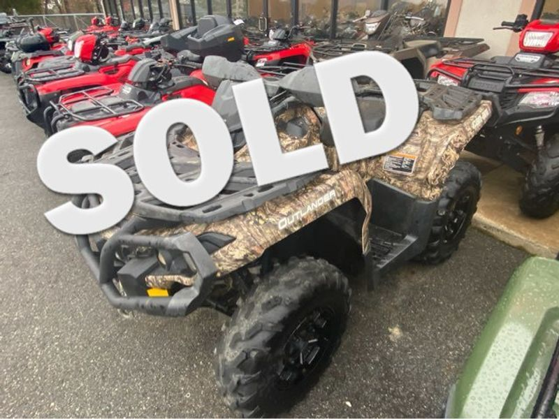2016 Can Am OUTLANDER   - John Gibson Auto Sales Hot Springs in Hot Springs Arkansas