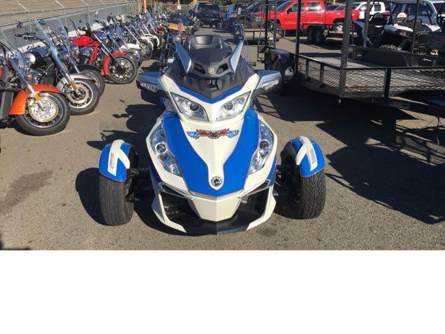 2016 Can-Am™ Spyder RT S - John Gibson Auto Sales Hot Springs in Hot Springs Arkansas