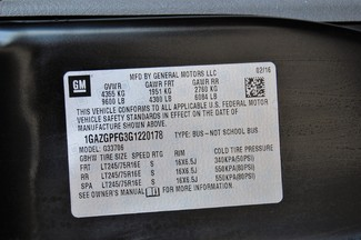 2016 Chevrolet 15 Pass LT Charlotte, North Carolina 20