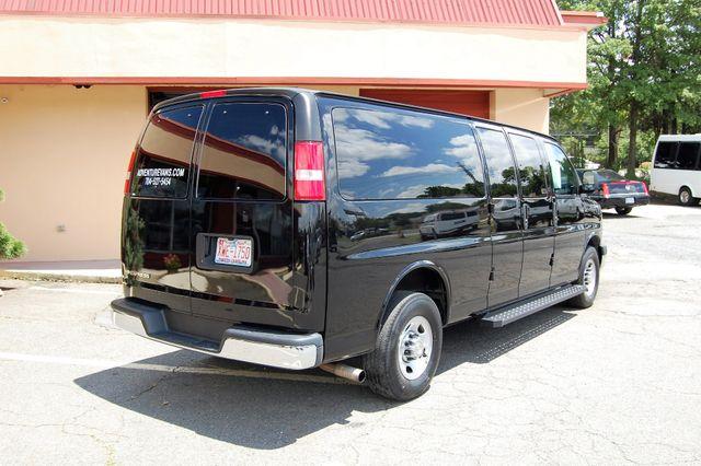 2016 Chevrolet 15 Pass LT Charlotte, North Carolina 2
