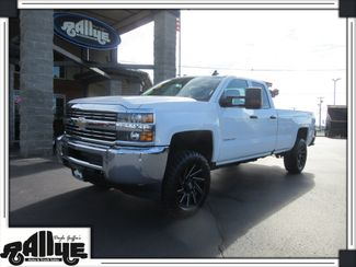 2016 Chevrolet 2500 HD Silverado LS C/Cab 4WD in Burlington WA, 98233