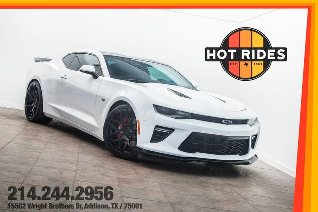 2016 Chevrolet Camaro SS 2SS Supercharged With Many Upgrades