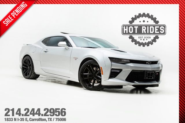 2016 Chevrolet Camaro SS Cammed & Supercharged