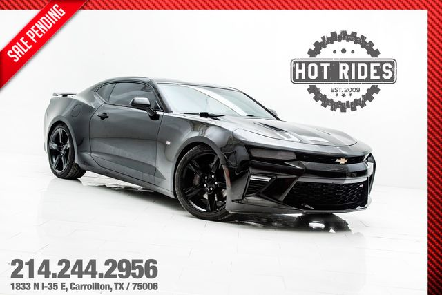 2016 Chevrolet Camaro SS With Upgrades