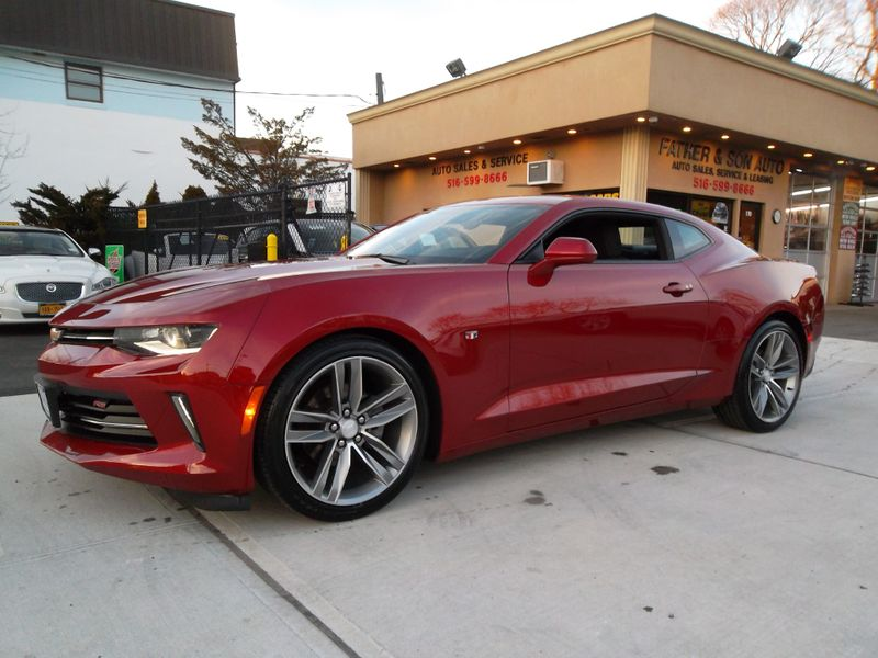 2016 Chevrolet Camaro LT  city New  Father  Son Auto Corp   in Lynbrook, New
