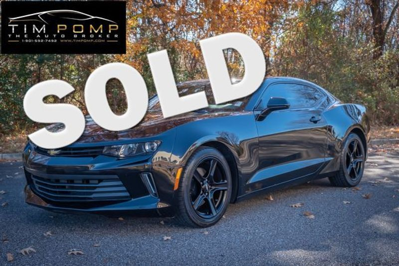 2016 Chevrolet Camaro 1LT | Memphis, Tennessee | Tim Pomp - The Auto Broker in Memphis Tennessee