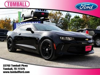 2016 Chevrolet Camaro LT in Tomball TX, 77375