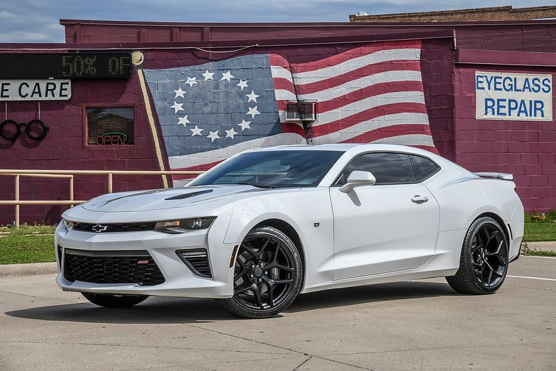 2016 Chevrolet Camaro SS Coupe  city TX  Dallas Motorsports  in Wylie, TX