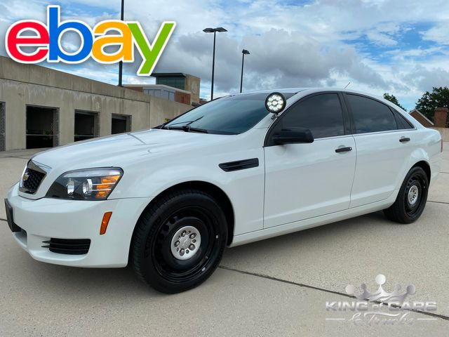 2016 Chevrolet Caprice Ppv POLICE PACKAGE RARE V8 MINT LOW MILES