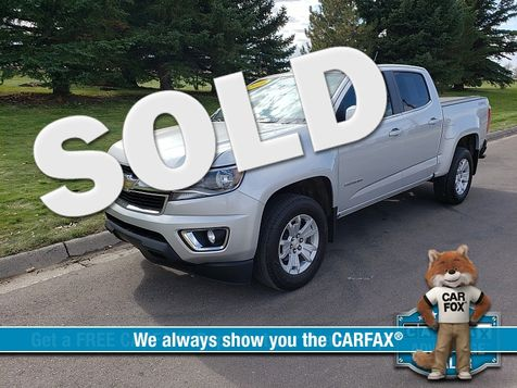 2016 Chevrolet Colorado 4WD Crew Cab LT in Great Falls, MT