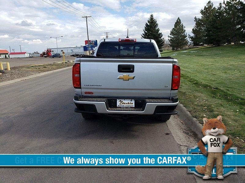 2016 Chevrolet Colorado 4WD Crew Cab LT  city MT  Bleskin Motor Company   in Great Falls, MT