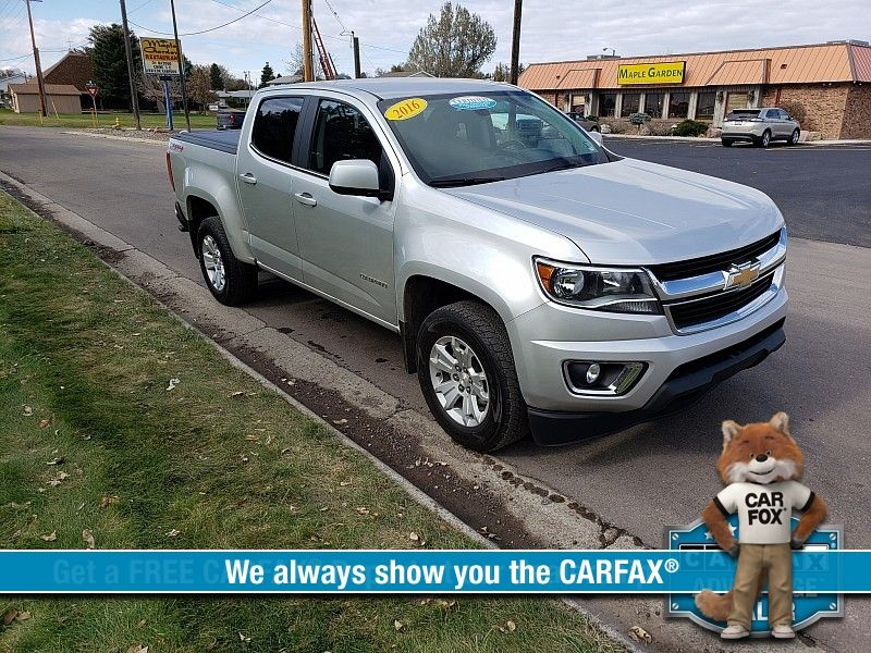 2016 Chevrolet Colorado 4WD Crew Cab LT  city MT  Bleskin Motor Company   in Great Falls, MT