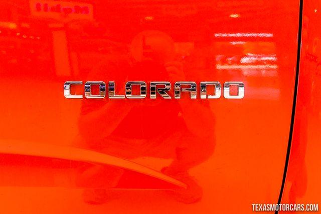2016 Chevrolet Colorado 2WD LT in Addison Texas, 75001