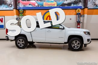 2016 Chevrolet Colorado 4WD Z71 in Addison Texas, 75001