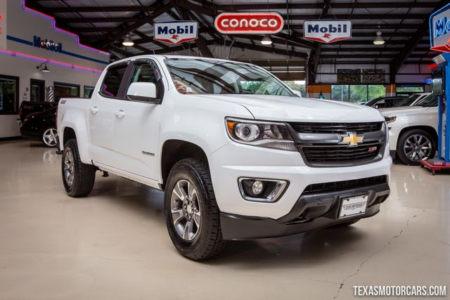 2016 Chevrolet Colorado 4WD Z71 in Addison Texas, 75001