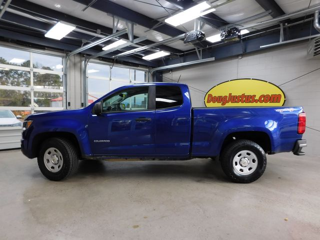 2016 Chevrolet Colorado 4WD WT in Airport Motor Mile ( Metro Knoxville ), TN 37777