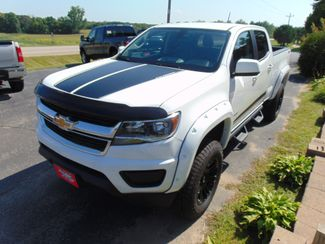 2016 Chevrolet Colorado 4WD LT Crew w/ 4 in Lift Alexandria, Minnesota 2