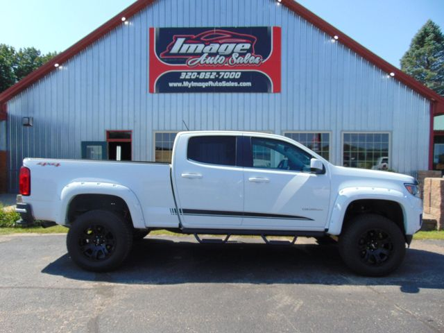 2016 Chevrolet Colorado 4WD LT Crew w/ 4 in Lift