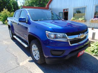 2016 Chevrolet Colorado Crew 4WD LT Alexandria, Minnesota 1