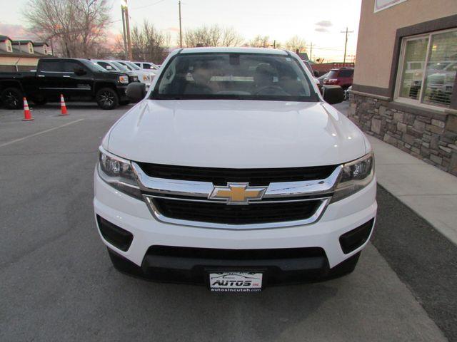 2016 Chevrolet Colorado 4WD WT in American Fork, Utah 84003