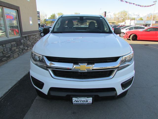 2016 Chevrolet Colorado 4WD WT in American Fork, Utah 84003