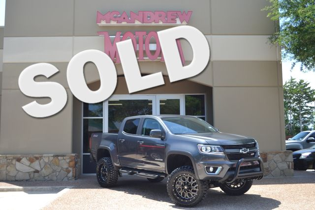 2016 Chevrolet Colorado 4WD Z71 + LIFT + WHEELS + TIRES +