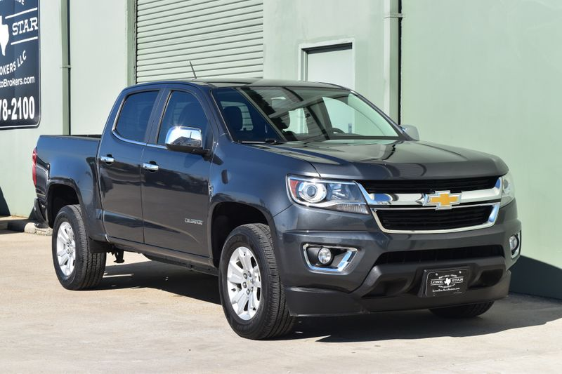 2016 Chevrolet Colorado LT   Arlington, TX   Lone Star Auto Brokers, LLC