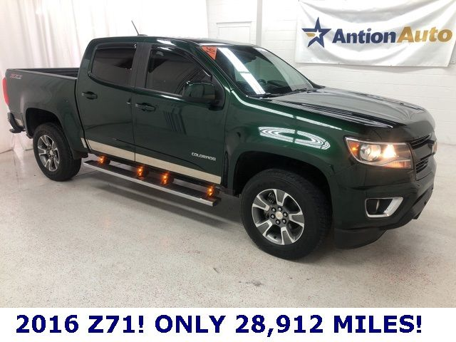 2016 Chevrolet Colorado 4WD Z71 | Bountiful, UT | Antion Auto in Bountiful UT