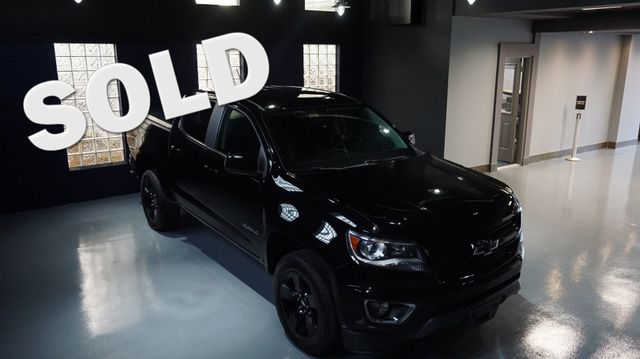 2016 Chevrolet Colorado 4WD LT Bridgeville, Pennsylvania